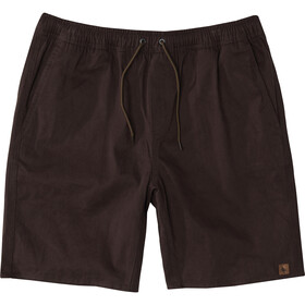 Hippy Tree Crag Short Homme, chocolate
